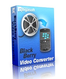 Bigasoft BlackBerry Video Converter 3.7.44.4896