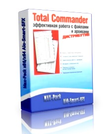 Total Commander 8.50 Final x86-64 (MAX-Pack 2014.2.1)