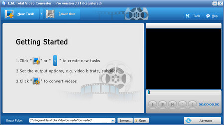 EffectMatrix Total Video Converter HD 3.71