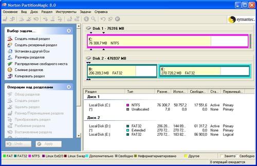 Скачать partition magic для windows 7 rus скачать