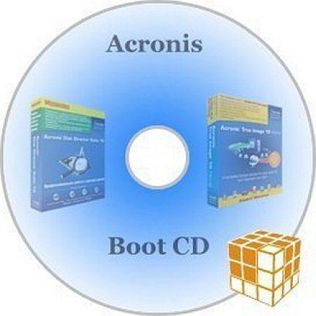 acronis bootcd reanimator 5.2009 скачать
