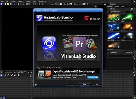 fxhome visionlab studio